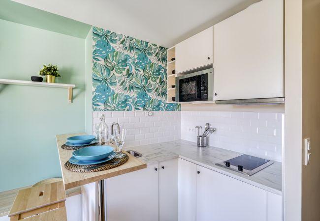 Apartment in Lyon - Honorê - Suite Carnot - 2 pers