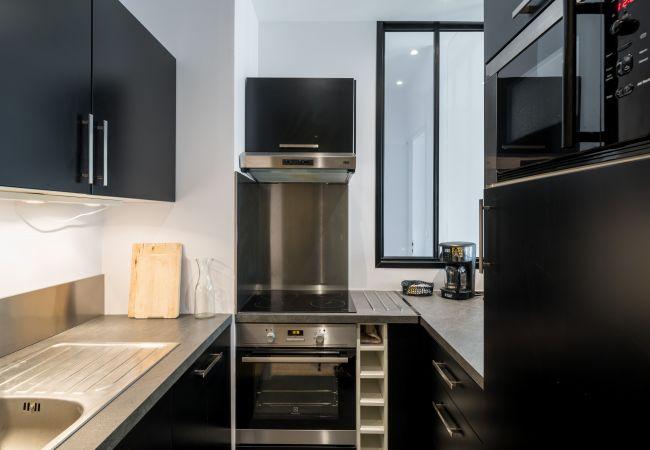 Apartment in Lyon - Honorê Suite Barre - 4 pers