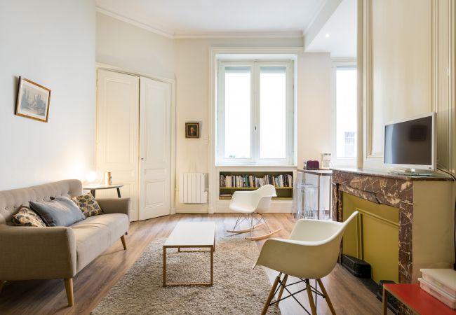 Appartement à Lyon - Honorê Suite Boissac - 4 pers