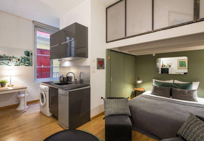 Appartement à Lyon - Honorê - Petit Amboise - 2 pers