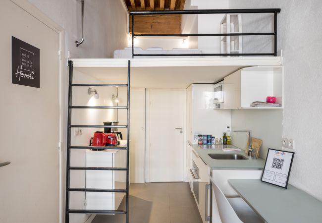 Appartement à Lyon - Honorê Suite Mercière - 2 pers