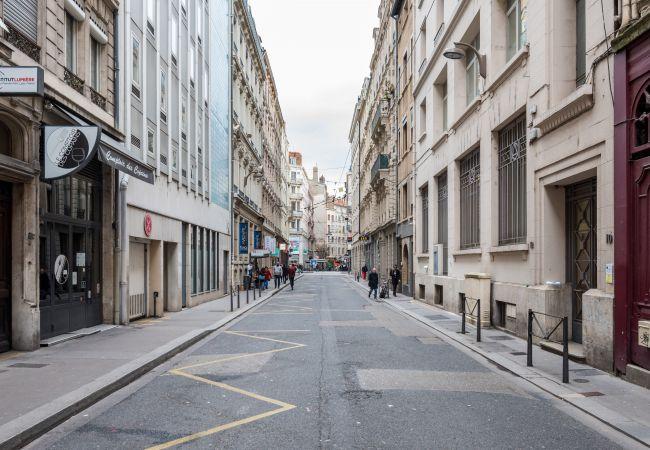 Studio à Lyon - Honorê - Arbre Sec 2 pers
